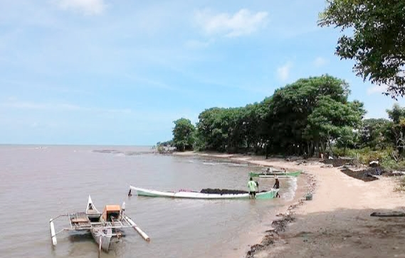 Pemdes Nisombalia Kecamatan Marusu Kabupaten Maros, Kembangkan Obyek Wisata Pantai Kuri