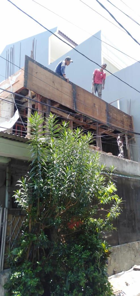 Bangunan Tanpa IMB Ini Ada di Kecamatan Taman Sari Jakarta Barat