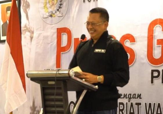 Ketua MPR: Ditengah Derasnya Gempuran Digitalisasi Pers Masih Memiliki Peran Signifikan