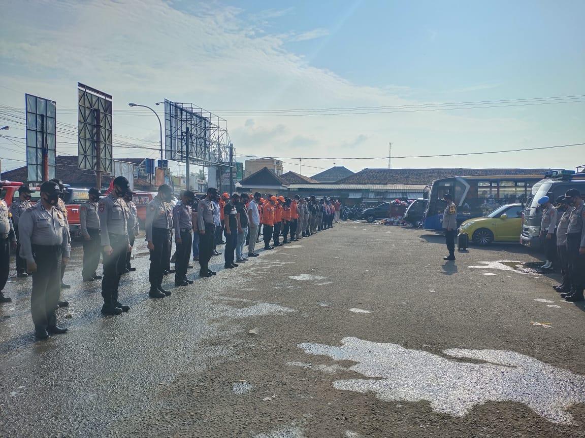 Tiga Pilar Kabupaten Majalengka Gelar Operasi Yustisi Stationer dan Mobiling di Wilayah Kecamatan Rajagaluh