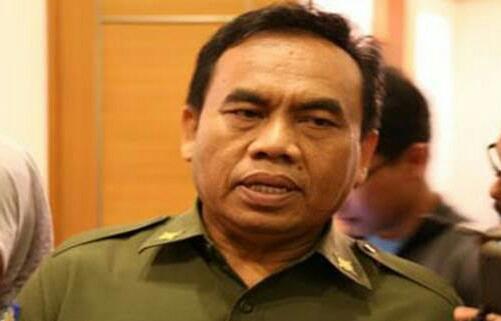 Beberapa Hari Alami Sakit, Sekda DKI Jakarta Saefullah Meninggal Dunia di  RSPAD) Gatot Soebroto