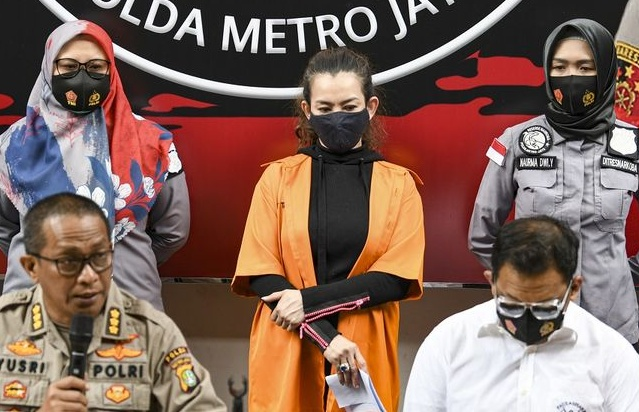 Kenapa Reza Artamevia Belum Ajukan Permohonan Rehabilitasi ke Polda Metro Jaya ?