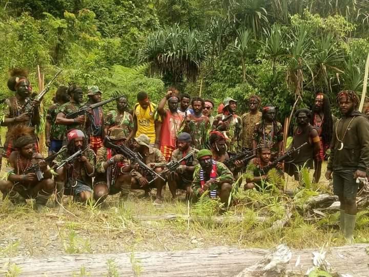 Bagaimana ini, Gerombolan Separatis Teroris Papua Makin Mengganas ?