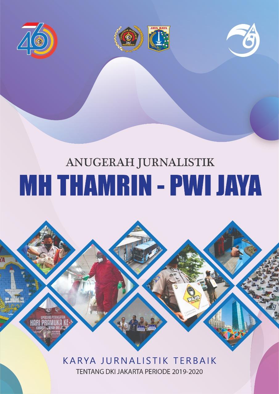 Masuki Tahap Akhir Penilain Anugerah Jurnalistik MHT – PWI Jaya 2020