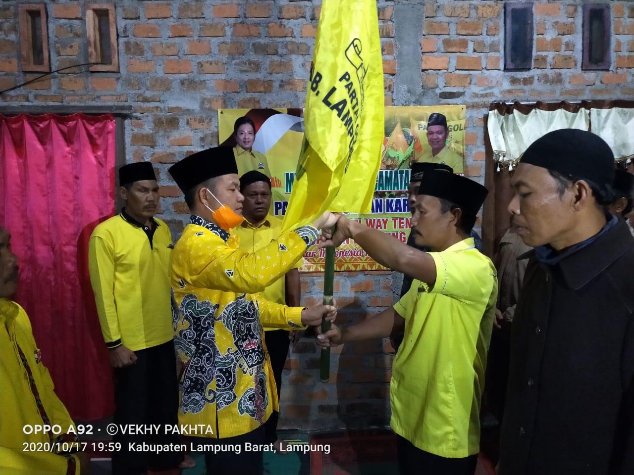 Hadapi Pemilu 2024 Partai Golkar Lambar Mulai Panaskan Mesin Partai