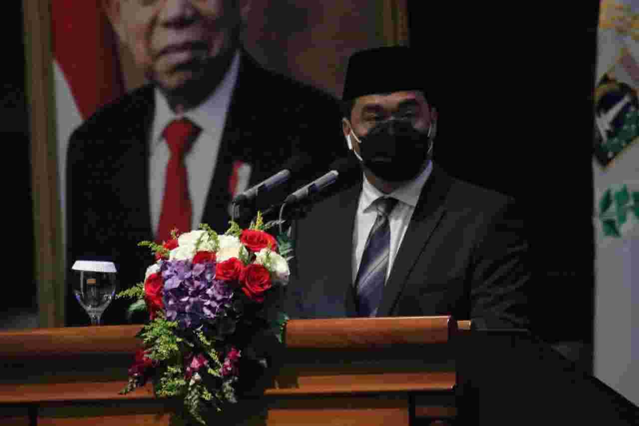 Pemprov DKI Jakarta Berkomitmen Manfaatkan Perda Covid 19 Untuk Pulihkan Kesehatan dan Sosial-Ekonomi
