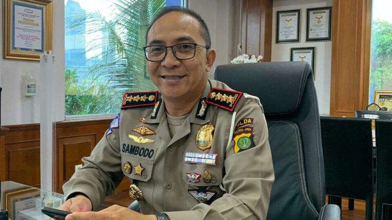 Demo Tolak UU Omnibus Law, Polisi Imbau Hindari Kawasan Istana Merdeka