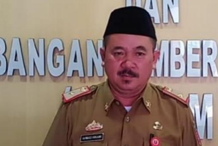 Kepala Badan BKSDM Kabupaten Lampung Barat Ahmad Hikami Susah Dikonfirmasi