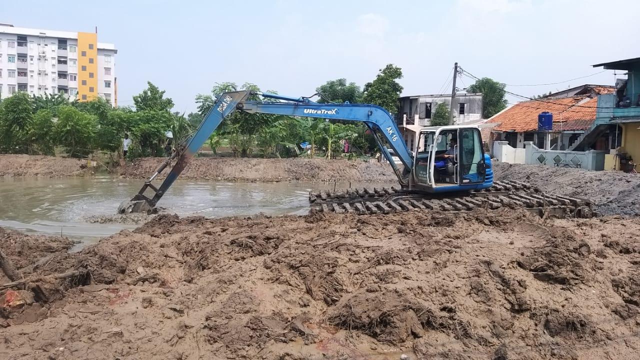 Ketua RW 01: Pembangunan Embung Harus Bisa Mengurangi Debit Air yang Menggenangi Permukiman Warga Saat Musim Hujan