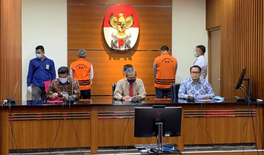 Pengembangan Penyelidikan Kasus PT DI, KPK Tetapkan 3 Tersangka TPK