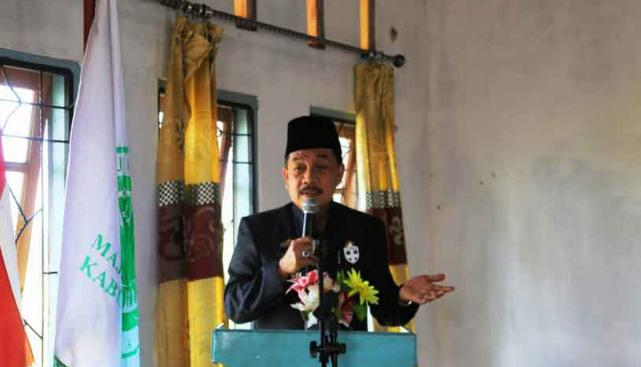 Raker Daerah MUI ke 1 Kabupaten Pesibar 2020 Dibuka Pjs Bupati Achmad Chrisna Putra