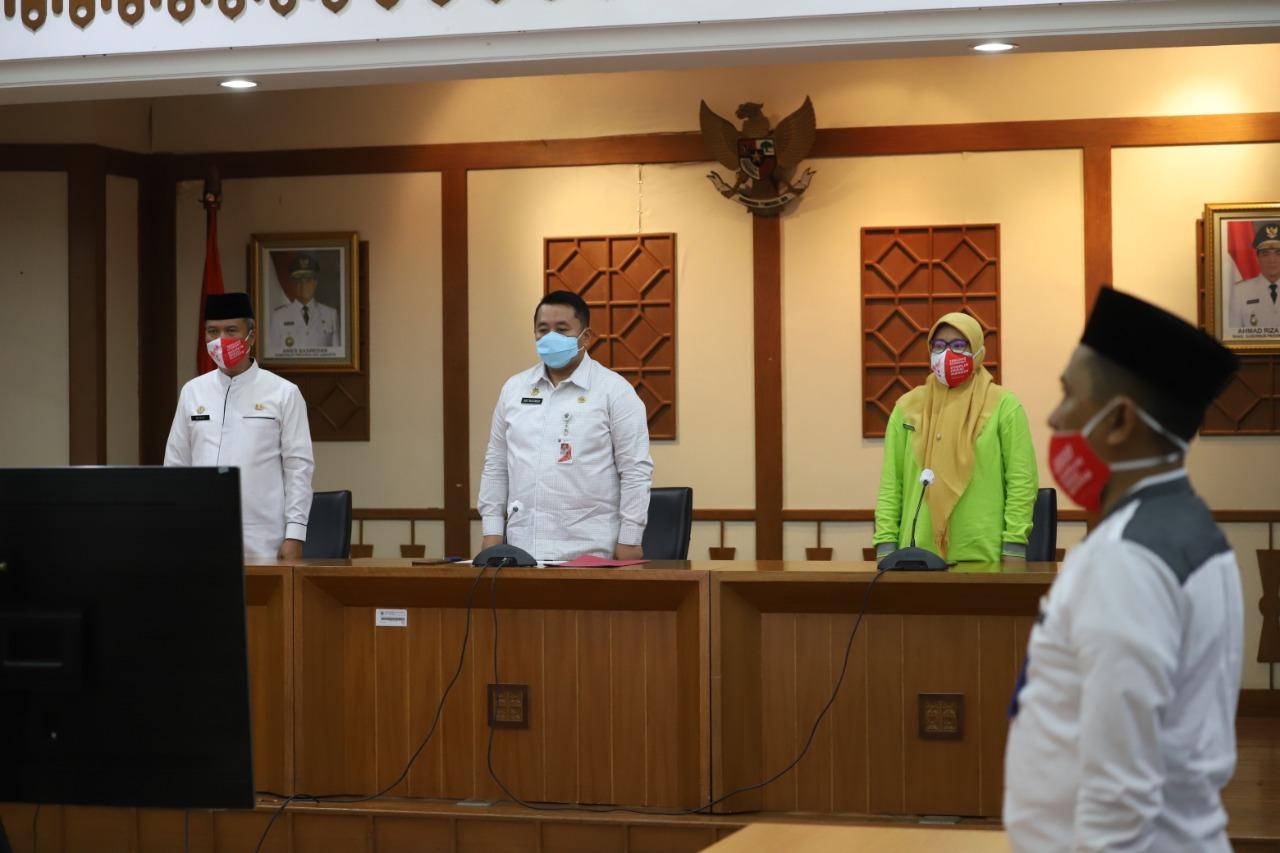 Wali Kota Jakut Ajak Semua Komponen Berkolaborasi Tingkatkan Derajat Kesehatan Masyarakat