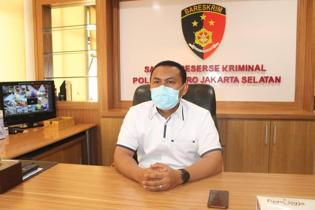 Spesialis Penjambret Ponsel Diringkus Polres Jakarta Selatan