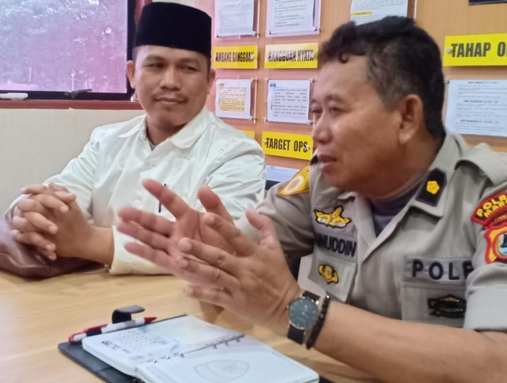 Target Raih Pembangunan ZI WBK 2021, Bagsumda Polres Maros Lakukan Pembenahan