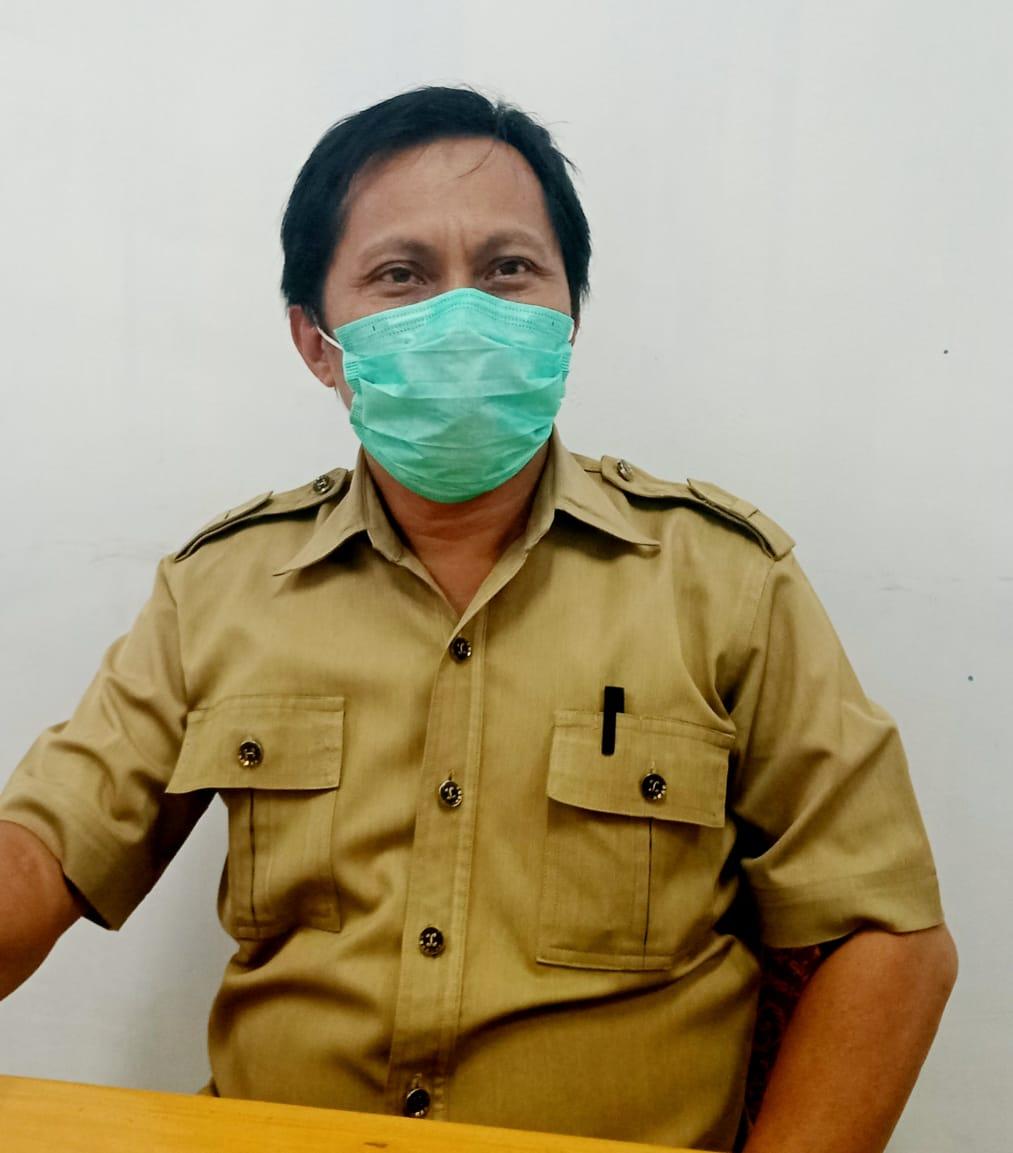 Warga Kecamatan Mandai Kabupaten Maros Terima BST Tahap Sembilan 2020.