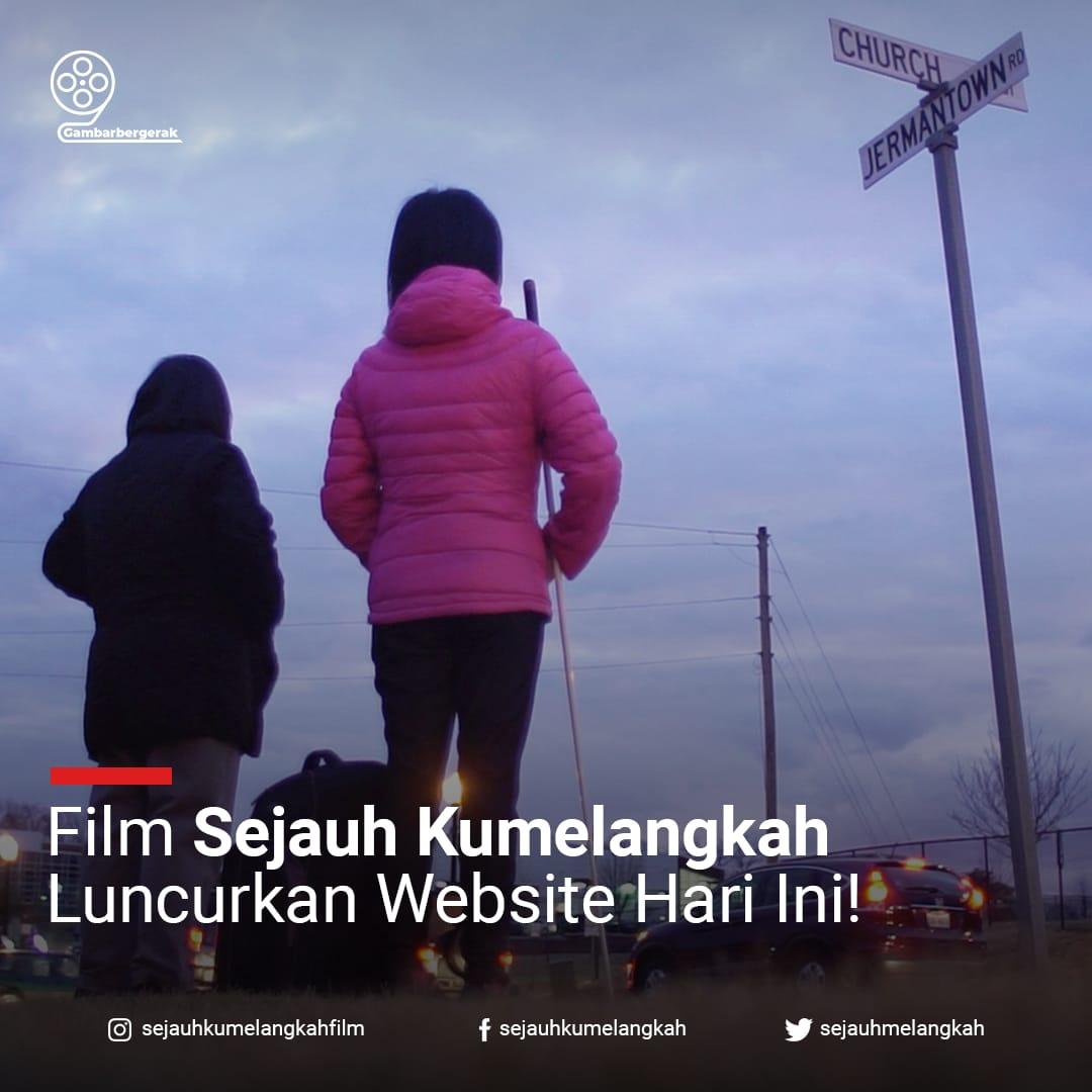 """Mengajak Seluruh Pihak Putar Film """"Sejauh Kumelangkah"""" Menerabas Batas, Bicara Hak Disabilitas"""
