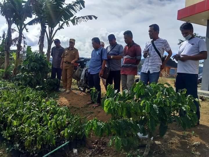 Dinas Pertanian Kota Padang Sidimpuan Kunjungan Pembelajaran Korolla