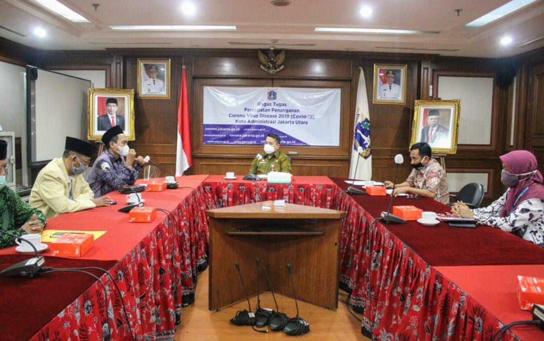 Pemkot Jakut Akan Kolaborasikan Bedah Kawasan Dengan PWNU