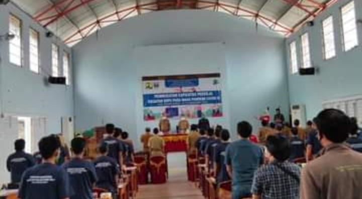 Pelatihan BSPS di GSG Selalaw Dibuka Sekda Pesibar