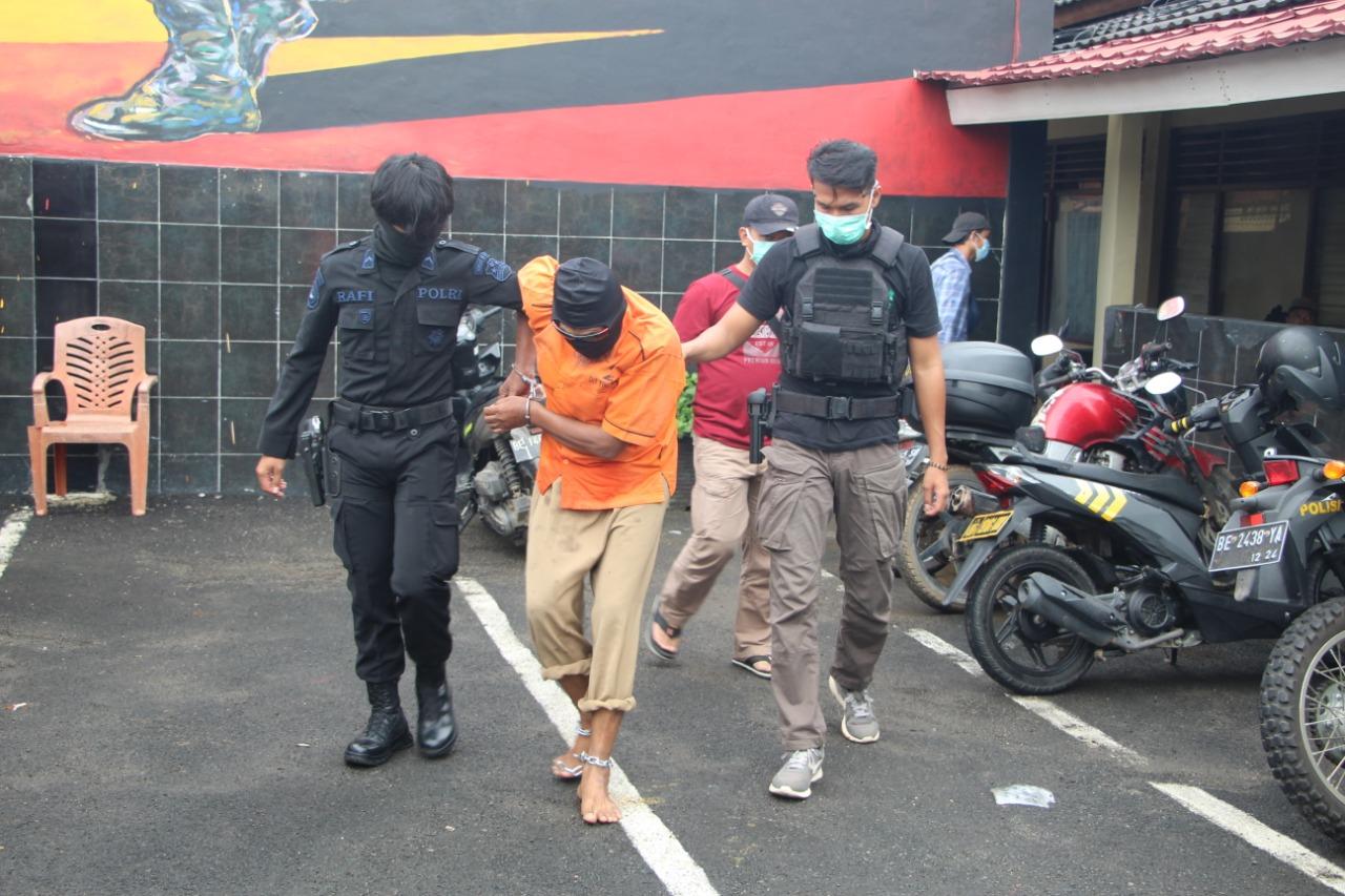 Siang Ini 23 Terduga Teroris Jaringan JI di Lampung Dipindahkan ke Jakarta