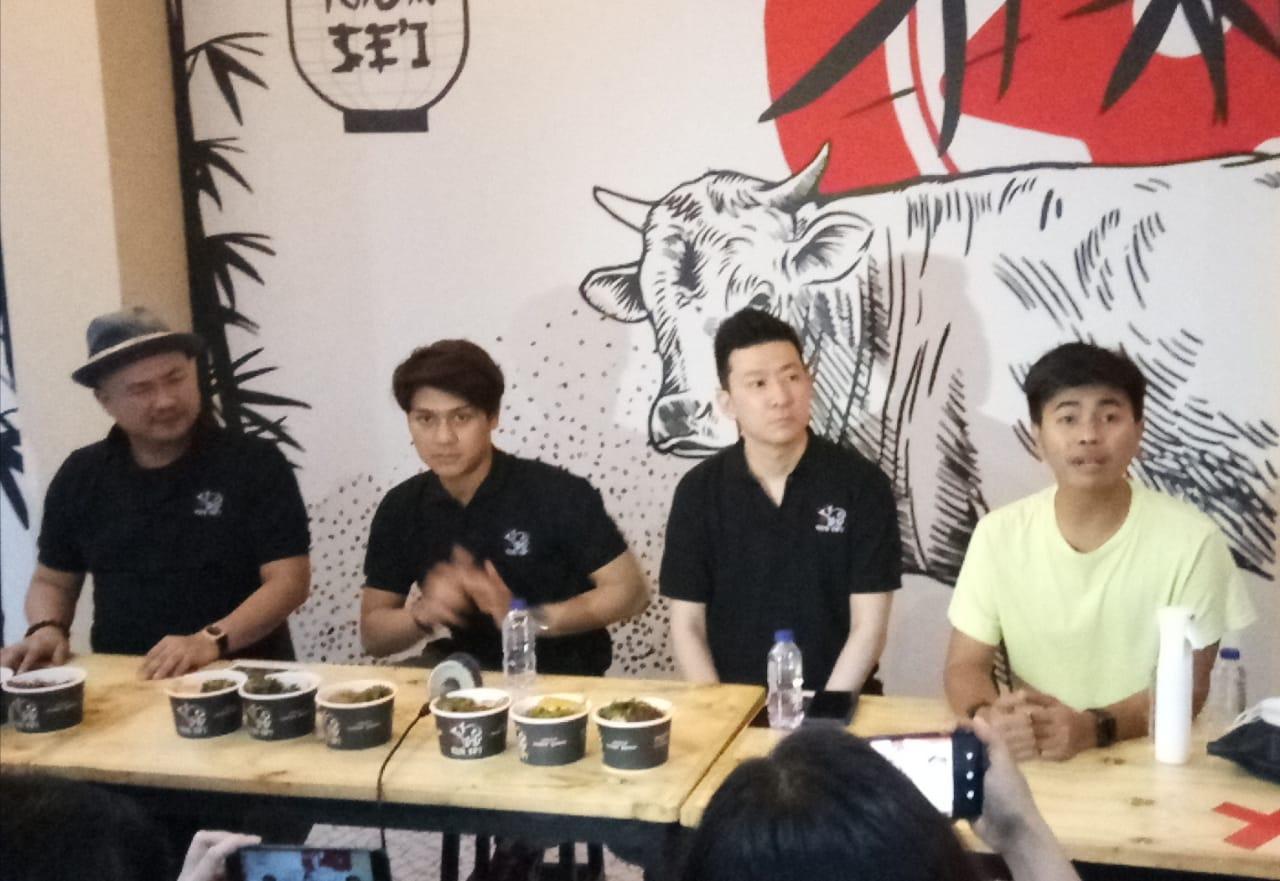 Rizky Billar, Owner Raja Se'i Cafe Kompak Klarifikasi Dengan Awak Media