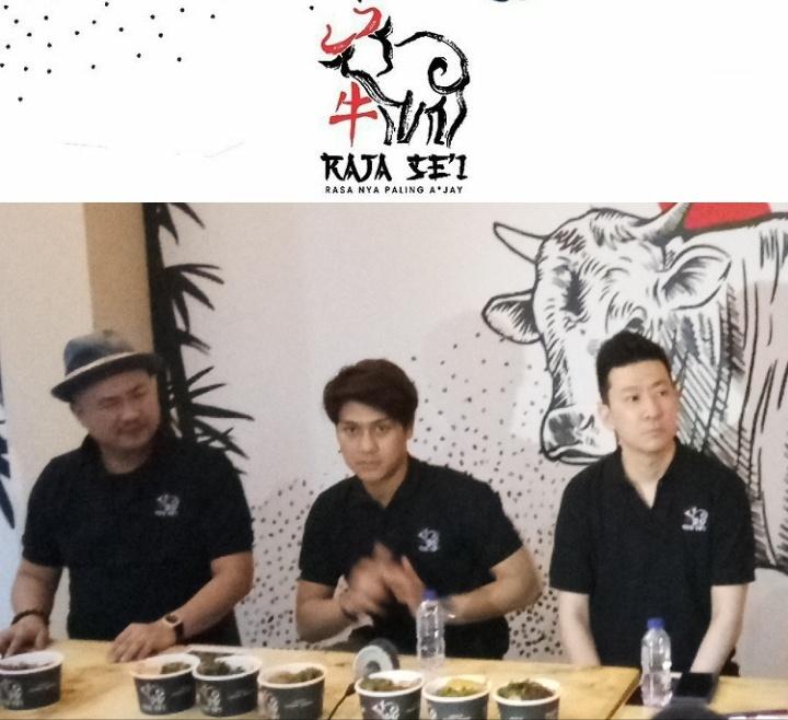 Rizky Billar Bisnis Kuliner Raja Se'i, Populerkan Makanan Khas Indonesia Timur