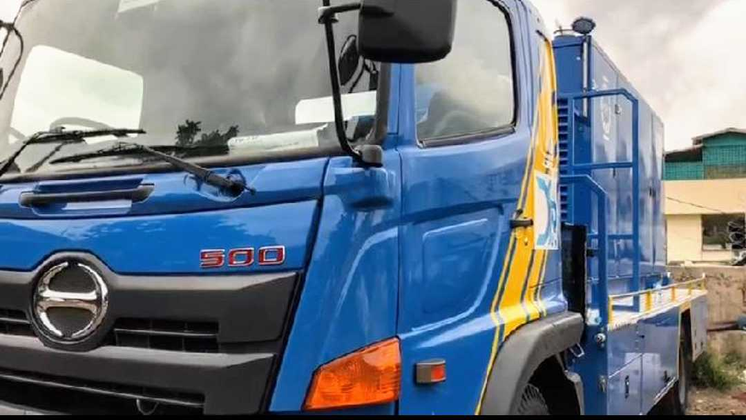 Sudin SDA Jakut Datangkan 4 Unit Pompa Mobile Baru, Upaya Hadapi Puncak Musim Hujan