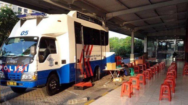 Simak ..! Lokasi Simling Wilayah DKI Jakarta, Selasa 26 Januari 2021