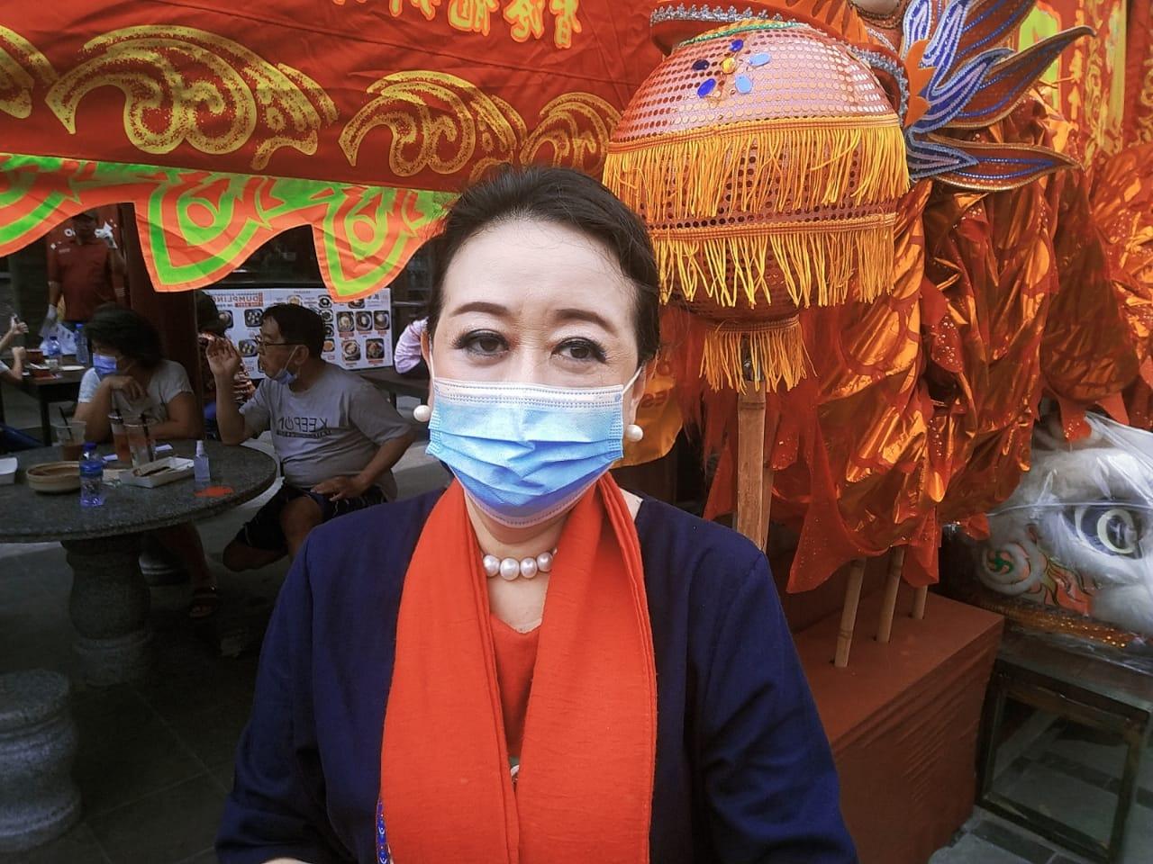 PLBSI Lakukan Perayaan Hari Liong dan Barongsai Dunia Sesuai Protokol Kesehatan