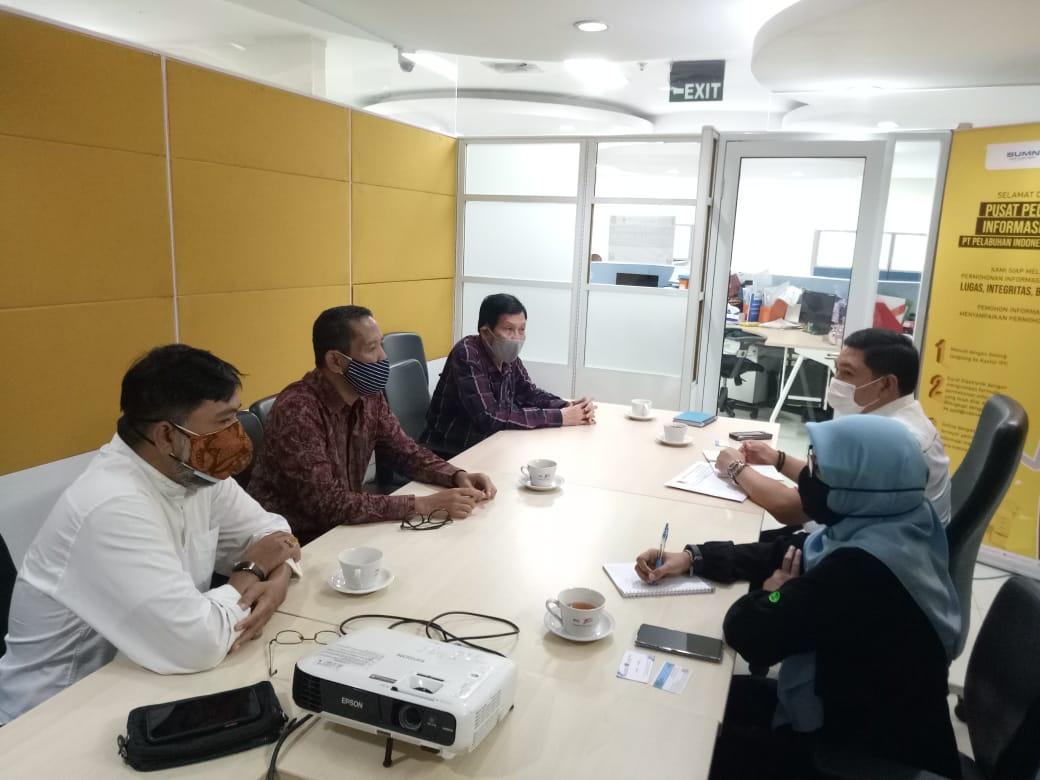 Kesiapan Pelindo II Sukseskan Peringatan HPN 2021 dan Dukung Seminar Nasional Kepelabuhan