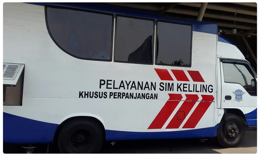Lokasi Pelayanan Simling Satpas SIM Polda Metro Jaya Hari Ini, Rabu 20 Januari 2021