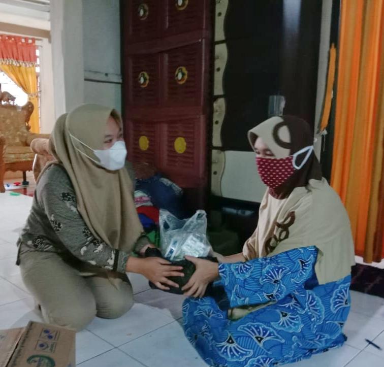 Pengungsi Korban Gempa Mamuju di Maros Dapat Pelayanan Kesehatan dari Puskesmas