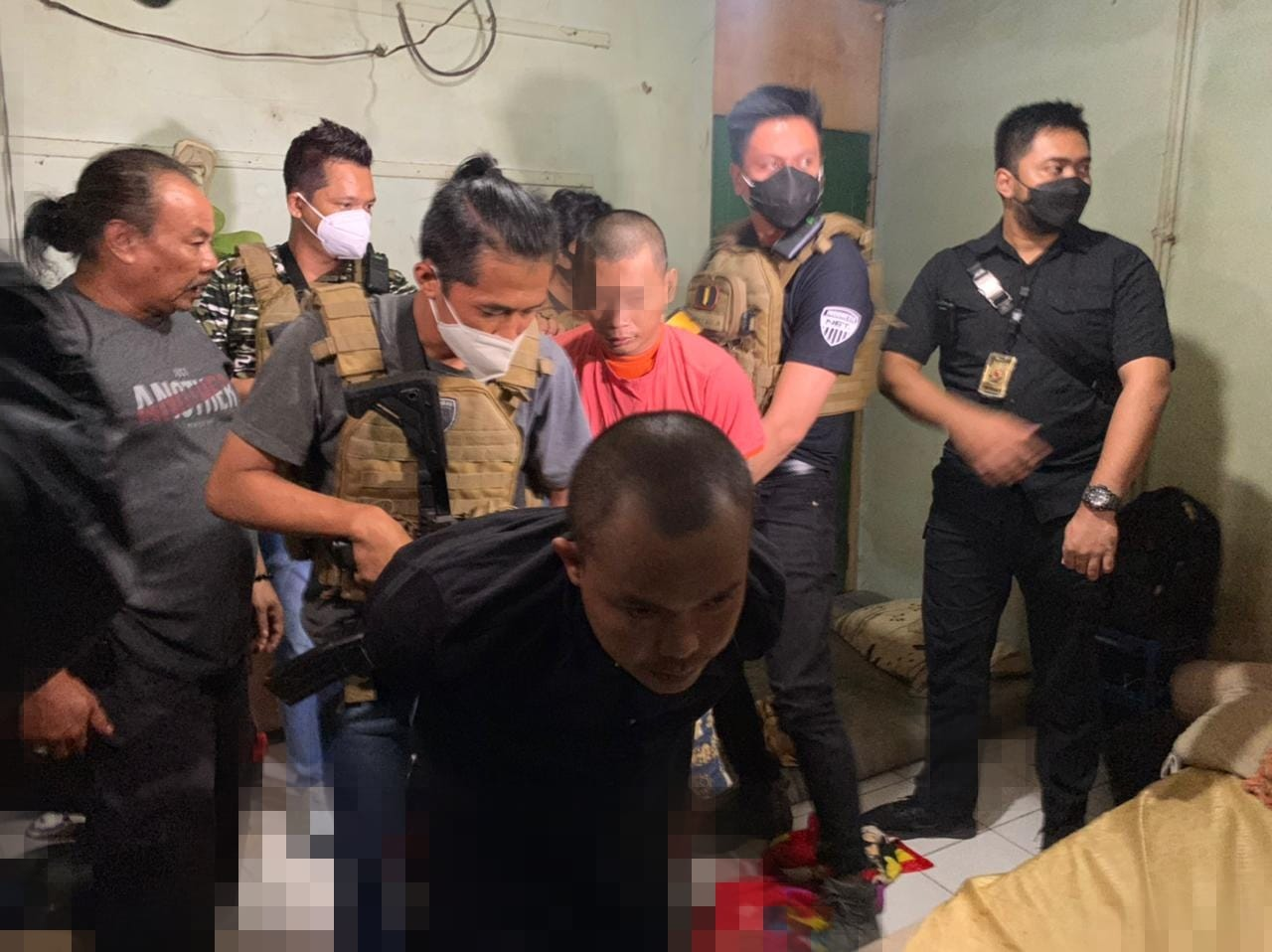Pelaku Begal HP di Kresek, Berhasil Diringkus Polisi
