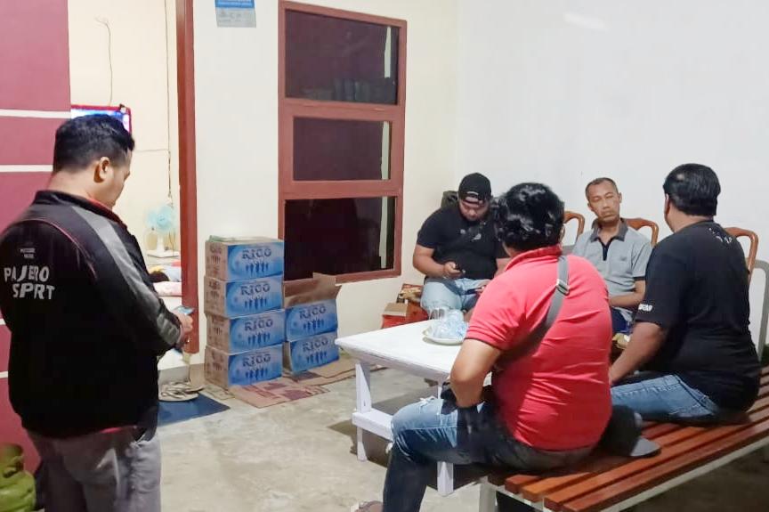 Pelaku Pembuat Rapid Tes Antigen Palsu di Maros Ditangkap Polisi
