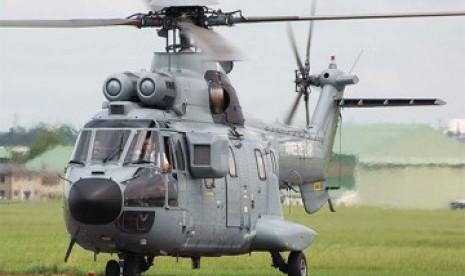 Helikopter dan Pesawat Fix Wing Disiagakan TNI AU Pencarian Sriwijaya SJ 182