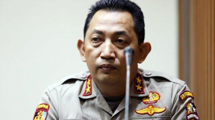 Calon Tunggal, Presiden Jokowi Ajukan Komjen Listyo Sigit Prabowo Menjadi Calon Kapolri