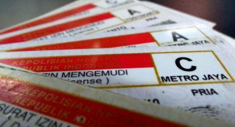 Perpanjangan SIM A dan C, Simling DKI Jakarta, Rabu 3 Februari 2021