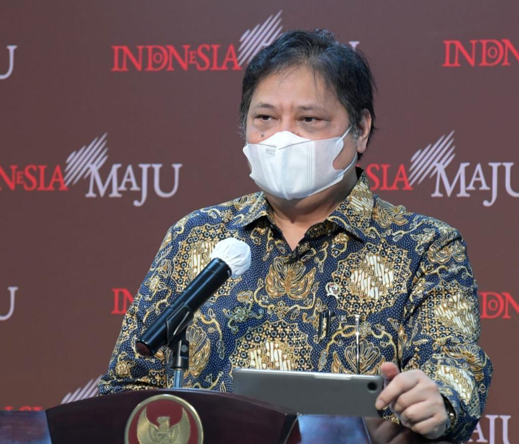 Presiden Joko Widodo Mendorong Agar Vaksinasi Covid-19 Bisa Ditingkatkan