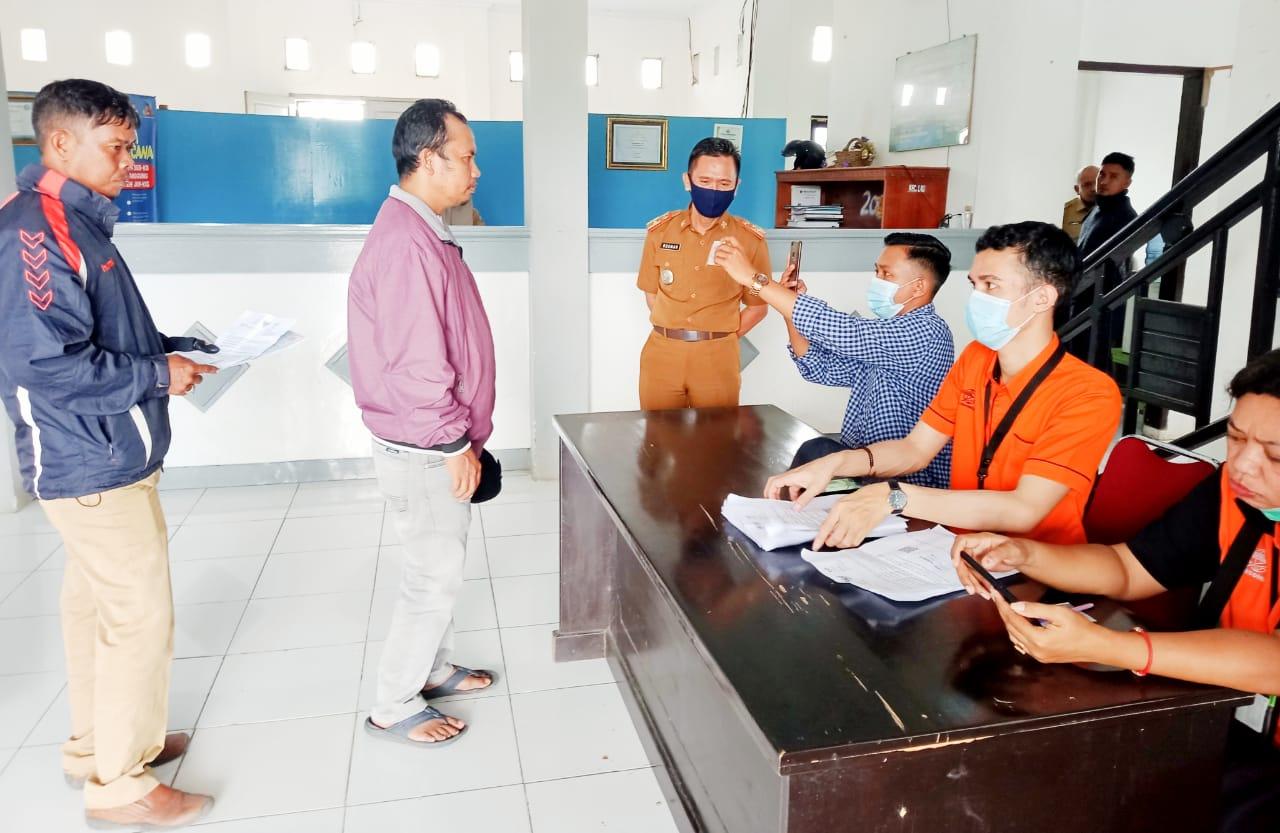 Warga Kecamatan Lau Dan Bontoa Maros Terima BST Tahap 11