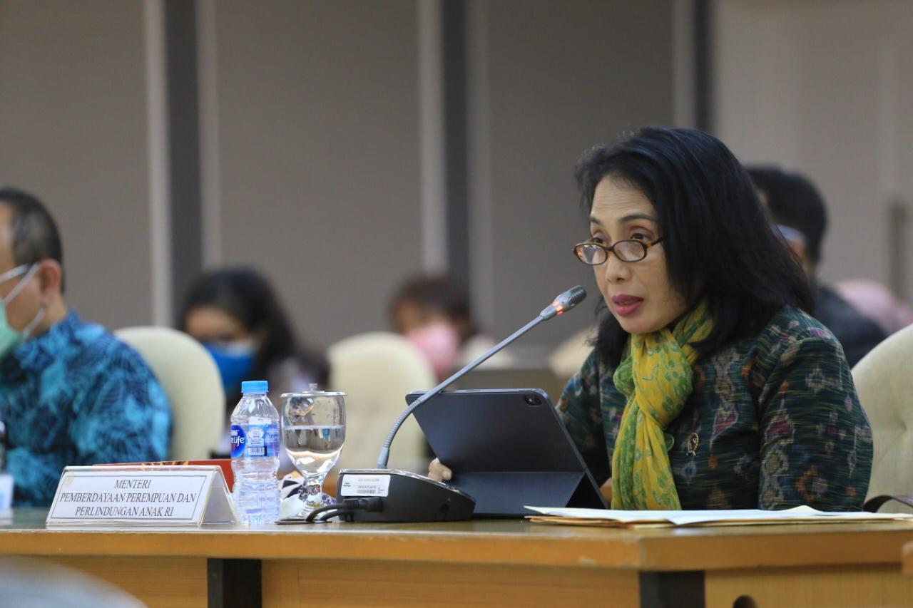 Menteri PPPA Intensif Kampanye Gerakan Bersama Pencegahan Perkawinan Anak
