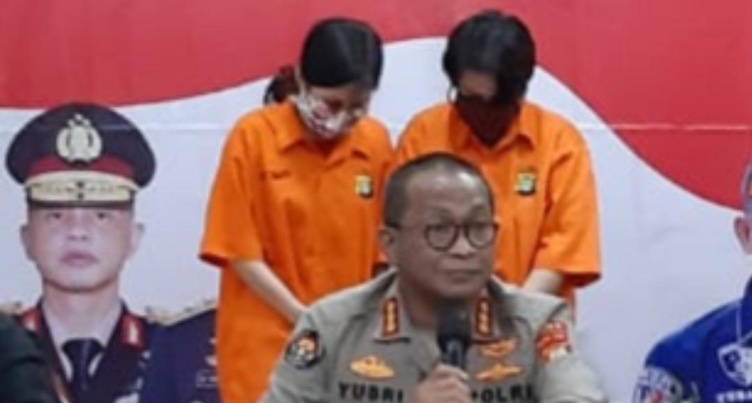 Dua Perempuan Jadi Pembobol Spisialis Minimarket Diringkus Polisi