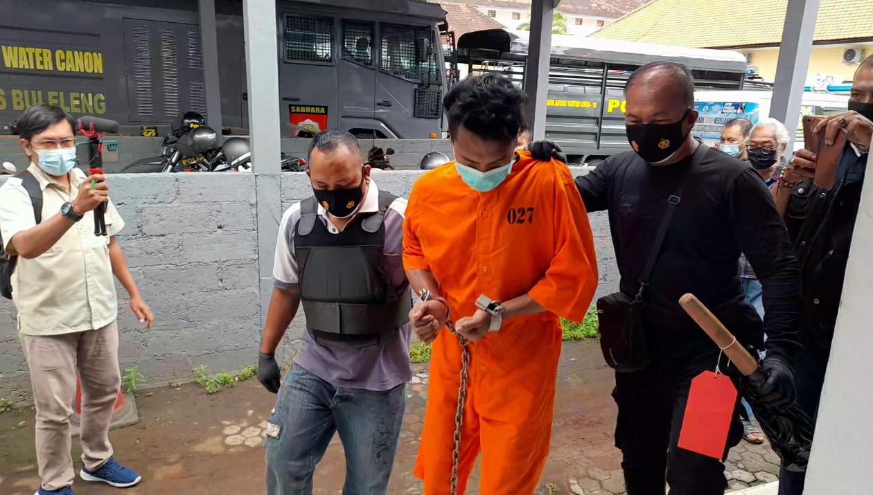 Kapolsek Banjar Membuka Tabir Kasus Pembunuhan Kadek Sutarjana