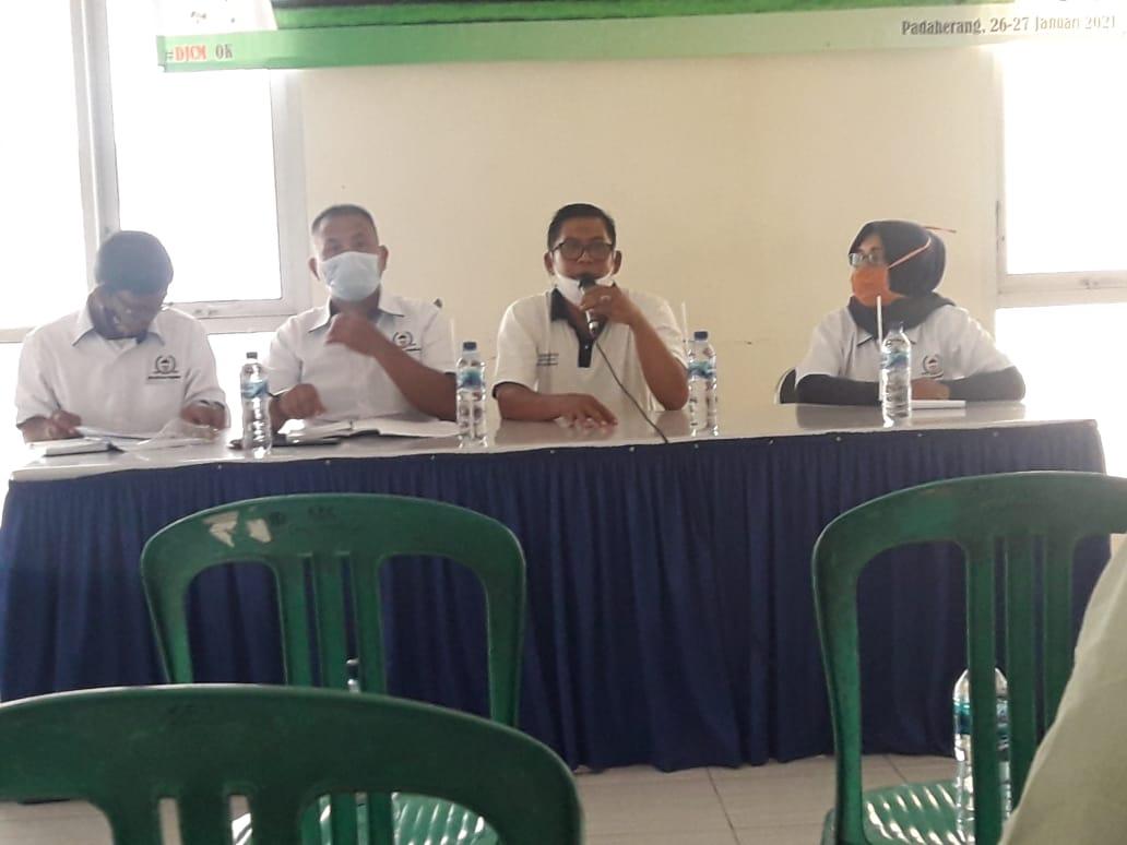 Dewan Pimpinan Cabang LPM Kecamatan Padaherang Akhirnya Terbentuk