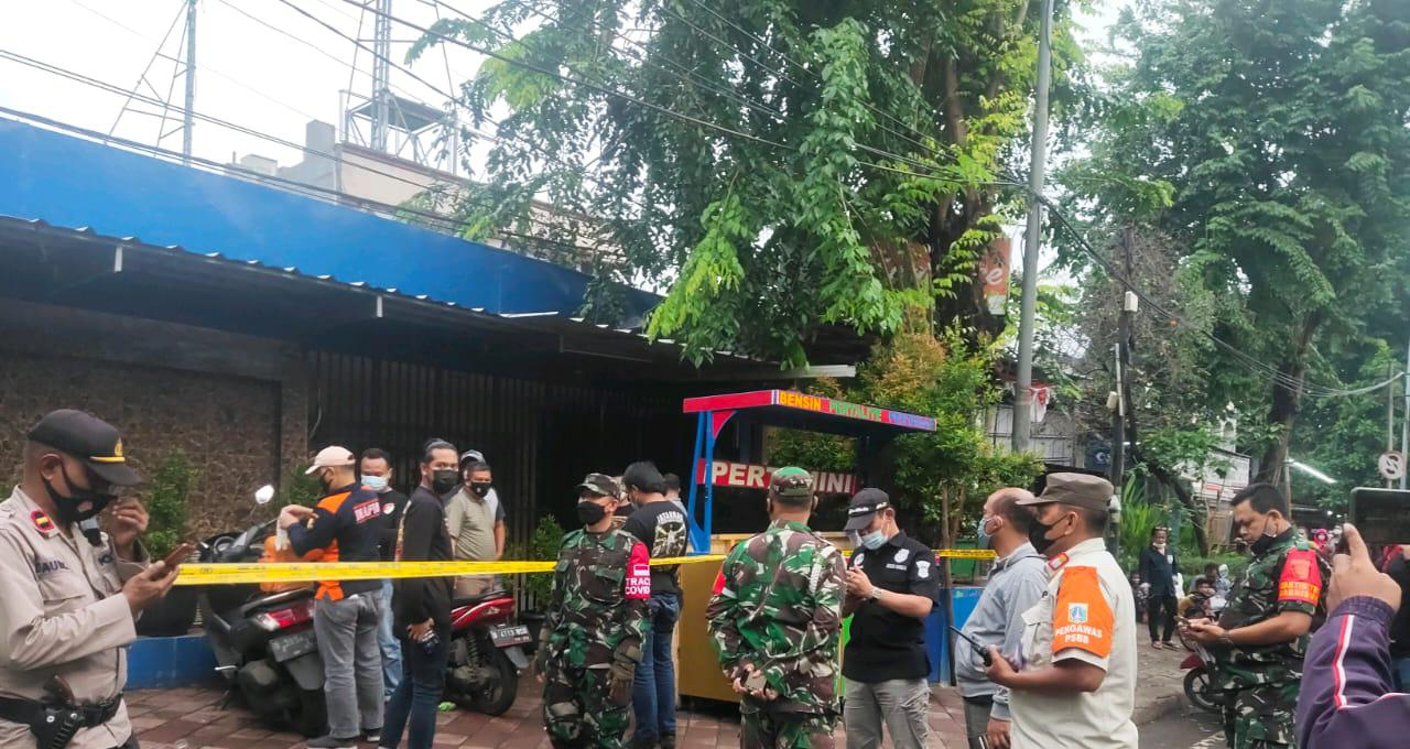 Dor.. Dor..Oknum Polisi Mengamuk di RM Kafe, Tembak 4 Orang, 3 Mati 1 Sekarat