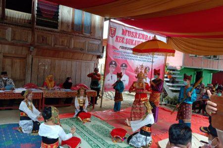 Murenbang Kecamatan Sukau Dihadiri Ismet Inoni Mewakili Bupati