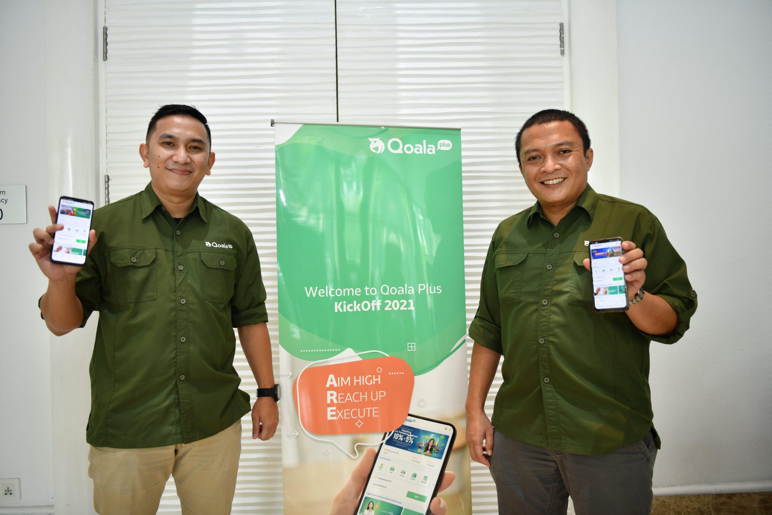 Qoala Plus: Kreativitas Bandung Potensi Besar Pasarkan Produk Asuransi di tengah Pandemi