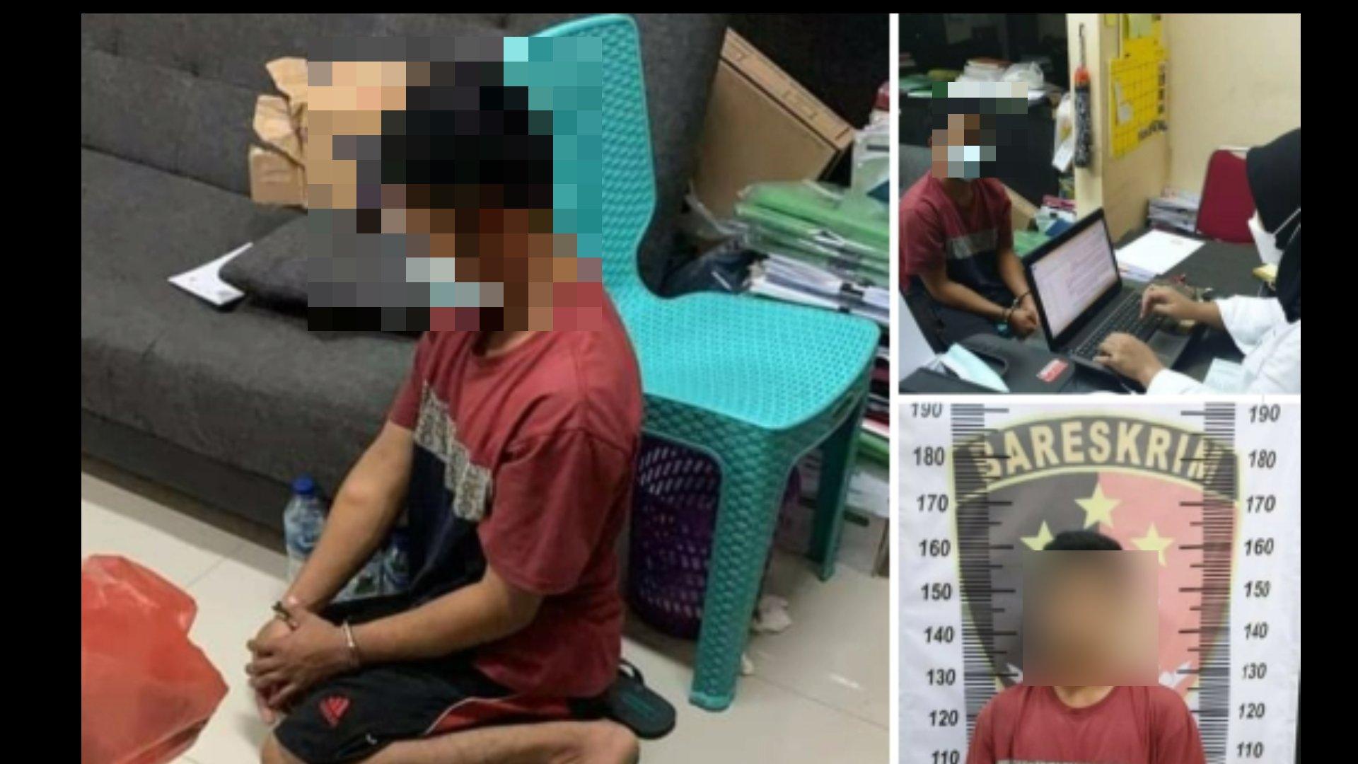 Polresta Tangerang Bekuk Pelaku Kekerasan Pada Anak, Videonya Sempat Viral