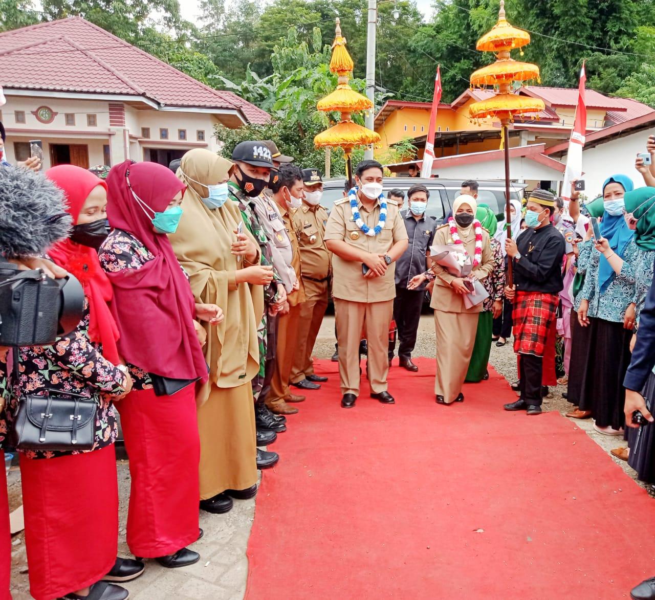 Bupati Maros Membuka Musrembang RKPD Kecamatan Cenrana Kabupaten Maros