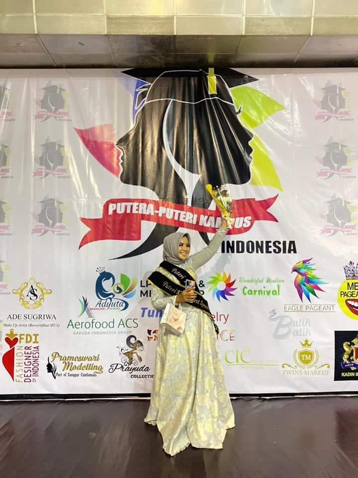 Nuranita Mahasiswi Asal Maros Raih Nominasi The Best Speech Pemilihan Duta Kampus Nasional 2021