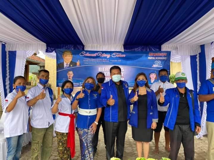 DPC Buleleng Masih Percaya AHY, Kecam KLB Deliserdang